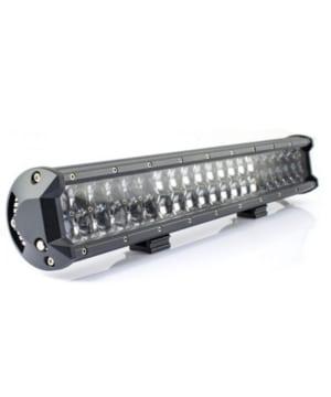 led bar siêu sáng 108w thế hệ mới gương cầu
