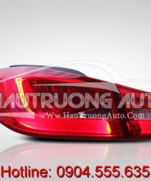 Bộ đèn hậu nguyên bộ dành cho xe Hyundai Elantra 2012-up